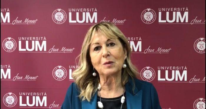 LUM - Maria Vittoria De Simone, Procuratore Aggiunto Nazionale Antimafia e  Antiterrorismo ospite della School of Law